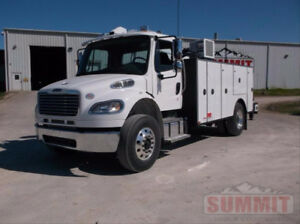 2018 Freightliner M2 with Summit 14ft Service Body