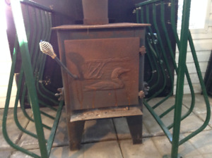 DROLET WOODSTOVE