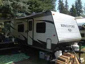 2015 Kingsport 18.8 RB travel trailer