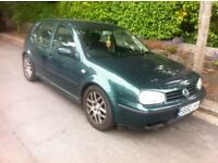 Mk4 Volkswagen golf 1.9 tdi spares or repair