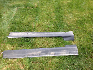 1988,1989,1990,1991 OEM Honda CRX door and fender mouldings