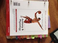 Essentials of anatomy and physiology 6th edition binder book