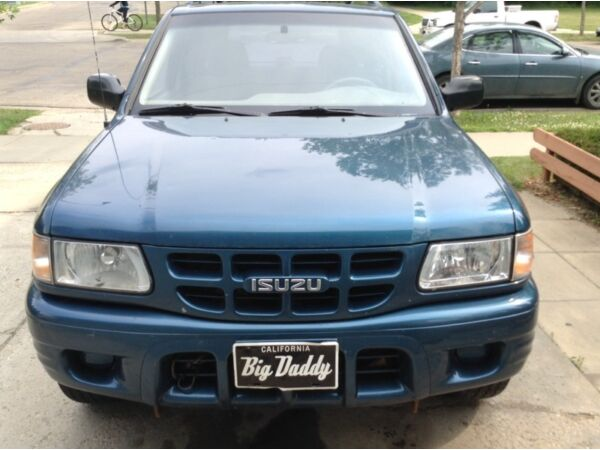 Used 2002 Isuzu Rodeo