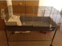 Ferplast rabbit / Guinea pig cage 120 with stand