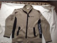 Timberland men's zipper jacket wool size: L used £10