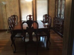 Large Dining Room Set