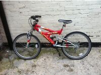 Mountain Bike (Junior Sized/Small Adult)