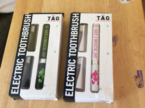 Disney Mickey Minnie Toothbrushes