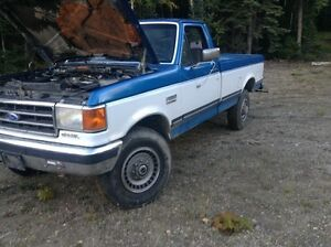 91 Ford 7.3 idi Prince George British Columbia image 1