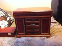 Large Jewelry Box For Sale