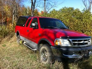 1998 Ford 150 4 by 4