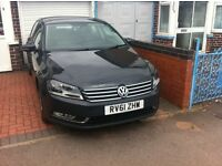 VW PASSAT 1.6 TDI BLUEMOTION £30 TAX