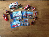 Lego city set bundle