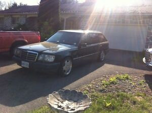 Classic Mercedes AMG look Wagon special ordered package
