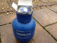Calor Gas Bottle with Regulator
