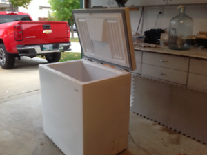 Freezer for sale , 6 yrs old great condition. 70.00$