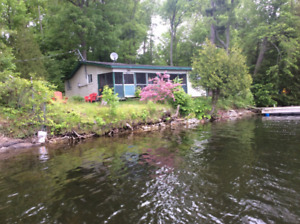 Island  2 Bedroom Cottage for Rent with Boat and Motor