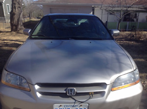 Last Chance for Nice 1998 Honda Accord