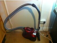 HOOVER 2400W PULL ALONG VACUUM CLEANER SERVICED £30.00