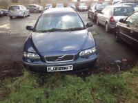 breaking Volvo V70 +S60 +S80 All parts available