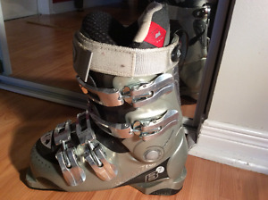 Jr Atomic &Technica ski boots