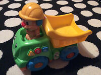 Fisher price - baby car & train toys - like new - all for $25
