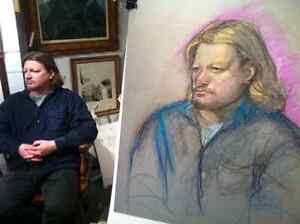 the Christmas caricature and portrait art  West Island Greater Montréal image 5