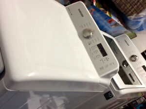 Used Samsung washer and dryer