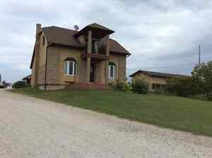 House and Camping Ground for sale