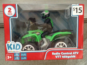 Kid connection radio control atv