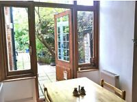Massive ensuite room in a beautiful garden house, all bills included, 15mins to Central London.