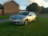 Honda Accord 2008 LPG converted