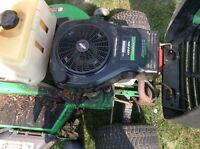 16 hp Briggs and Stratton lawnmower engine