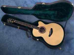 FOR SALE - USED Yamaha CPX-8 Electric-Acoustic Guitar with case