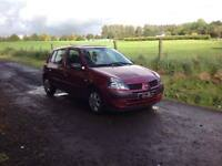 24/7 Trade sales NI Trade Prices for the public 2003 Renault Clio 1.2 Expression low miles 51.000