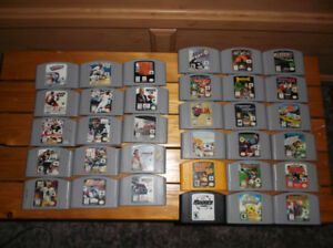 systems&games TRADE FOR N64 GAMES/BOXES