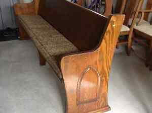Bench/Church Pew