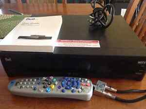 Bell 9241 HD PVR Receiver, remote and splitter
