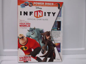 infinity guide officiel