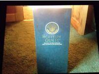 Scottish quest, board game