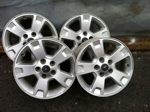 4 MAGS FORD ESCAPE  16x5x114.3