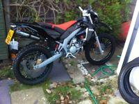 Aprillia S 50cc moped