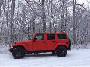 2015 Jeep Autre Wrangler X VUS