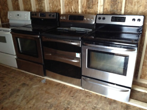 Appliances for sale with warranty
