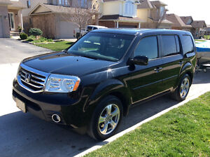 2012 Honda Pilot EXL in great condition & low milage
