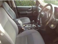 Land Rover discovery d3/4 up graded