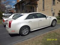 2010 Cadillac CTS toit ouvrant panoramique Familiale