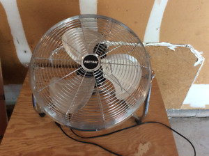 Electric Fan - Patton - like new - Reduced price