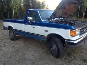 91 Ford 7.3 idi Prince George British Columbia image 2