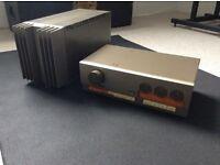 QUAD 33 / 303 pre-amplifier / power amp